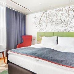 Отель Holiday Inn Helsinki City Centre 4* Номер Делюкс с различными типами кроватей фото 3