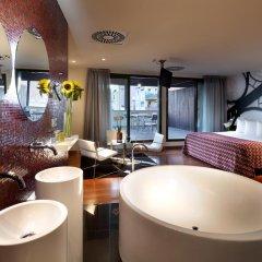 Отель Eurostars BCN Design 5* Номер категории Премиум с различными типами кроватей фото 2