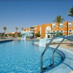 Отель SUNRISE Garden Beach Resort & Spa - All Inclusive Египет, Хургада - 9 отзывов об отеле, цены и фото номеров - забронировать отель SUNRISE Garden Beach Resort & Spa - All Inclusive онлайн бассейн фото 7
