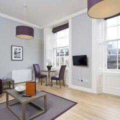 Апартаменты Destiny Scotland - George IV Apartments комната для гостей фото 11