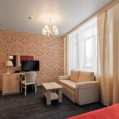 Гостиница ГЕЛИОПАРК Лесной 3* Улучшенный номер с двуспальной кроватью фото 4