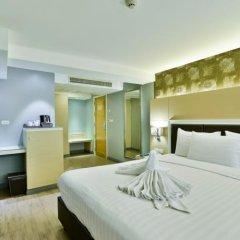 Отель Prestige Suites Bangkok Бангкок комната для гостей фото 6