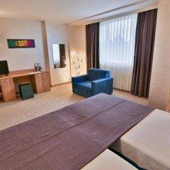 Отель Terra Europe Hotel Болгария, Тырговиште - отзывы, цены и фото номеров - забронировать отель Terra Europe Hotel онлайн комната для гостей фото 2