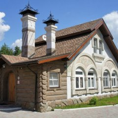 Отель В некотором царстве Рязань вид на фасад фото 3