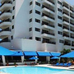 Отель Arena Blanca Колумбия, Сан-Андрес - отзывы, цены и фото номеров - забронировать отель Arena Blanca онлайн бассейн фото 2