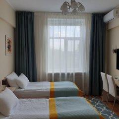 Гостиница Экипаж 2* Улучшенный номер с различными типами кроватей фото 3