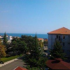 Chris Hotel Sveti Vlas пляж