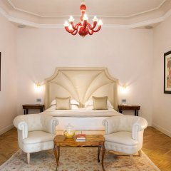 Grand Hotel Rimini 5* Люкс Regal с различными типами кроватей
