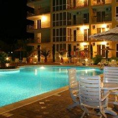 Отель Joya Park Complex Болгария, Золотые пески - отзывы, цены и фото номеров - забронировать отель Joya Park Complex онлайн бассейн фото 2
