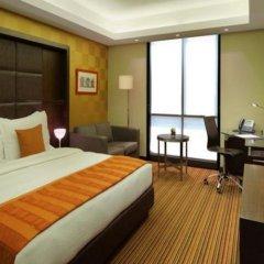 Radisson Blu Hotel, Dubai Media City 4* Представительский люкс с различными типами кроватей
