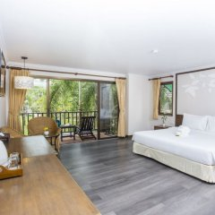 Отель The Leaf On The Sands by Katathani комната для гостей фото 5