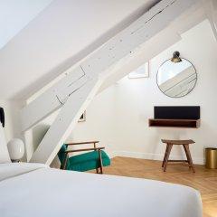 Hotel Rendez-Vous Batignolles Париж комната для гостей фото 10