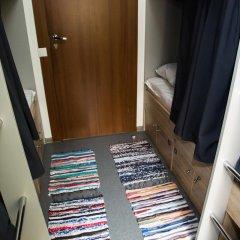Гостиница Хостелы Рус - Чистые пруды Кровать в мужском общем номере с двухъярусной кроватью фото 3