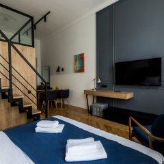 Апарт-Отель F12 Apartments Номер Комфорт с различными типами кроватей фото 6