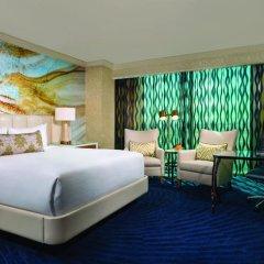 Отель Mandalay Bay Resort And Casino 4* Стандартный номер с различными типами кроватей фото 2