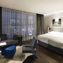 Отель RYSE, Autograph Collection Номер Director с различными типами кроватей фото 2