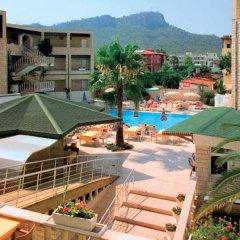 Havana Hotel Турция, Кемер - 1 отзыв об отеле, цены и фото номеров - забронировать отель Havana Hotel онлайн бассейн