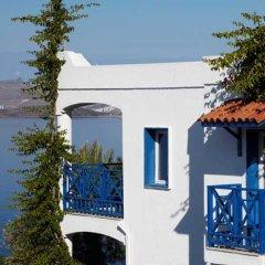 Отель Bodrum Holiday Resort & Spa вид на фасад