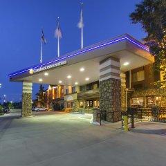 Отель Comfort Inn & Suites Durango вид на фасад фото 6