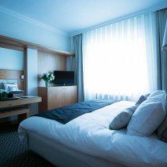 Гостиница Милан 4* Люкс с двуспальной кроватью