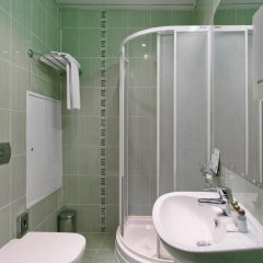 Гостиница Бородино 4* Одноместный номер с различными типами кроватей фото 4