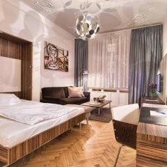 Отель Residence Brehova Прага комната для гостей фото 2