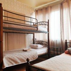 Хостел Астра на Арбате Семейный номер категории Эконом с различными типами кроватей (общая ванная комната)