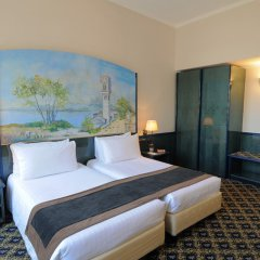 Отель IH Hotels Milano Ambasciatori 4* Стандартный номер с различными типами кроватей фото 2