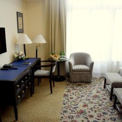 Отель Savoy 5* Улучшенный номер с различными типами кроватей фото 3