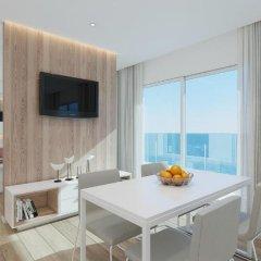 Отель Aparthotel Ponent Mar Апартаменты Премиум с различными типами кроватей фото 3