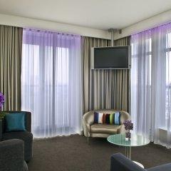 Отель Park Centraal Amsterdam 4* Люкс с различными типами кроватей фото 2