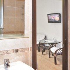 Гостиница Столичная ванная фото 5