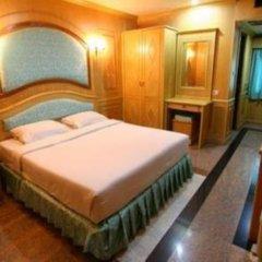 Отель Tacoma Garden Airport Lodge Бангкок комната для гостей фото 4