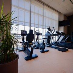 Отель DoubleTree by Hilton Turin Lingotto фитнесс-зал фото 2