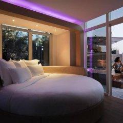 Отель Yotel New York at Times Square 3* Люкс с различными типами кроватей