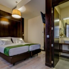 Отель behotelisboa 4* Улучшенный номер с различными типами кроватей
