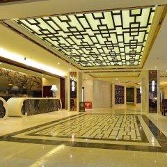 Guangzhou Shanxi Hotel интерьер отеля