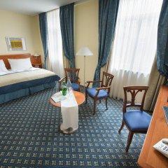 Отель Ramada by Wyndham Prague City Centre 4* Номер Бизнес с различными типами кроватей фото 2