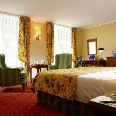 Radisson Blu Palais Hotel, Vienna Вена комната для гостей фото 3
