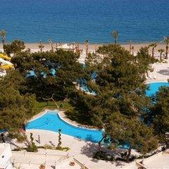 Отель Diamond Club Kemer пляж фото 2