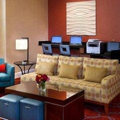 Отель Residence Inn Washinton, Dc/Capitol Вашингтон интерьер отеля фото 4