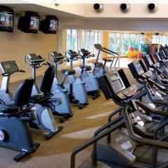 Отель Grand Lucayan Resort фитнесс-зал