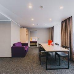 Азимут Отель Астрахань 3* Апартаменты с различными типами кроватей фото 9