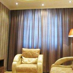 Гостиница Изумруд Север комната для гостей фото 6