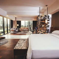 Отель Krystal Grand Suites Insurgentes Sur Представительский люкс фото 4
