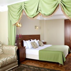 Гостиница Московская Застава комната для гостей