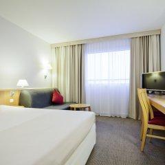 Novotel Warszawa Centrum Hotel 4* Стандартный номер с различными типами кроватей фото 3