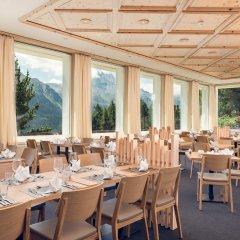 Отель Randolins Familienresort Швейцария, Санкт-Мориц - отзывы, цены и фото номеров - забронировать отель Randolins Familienresort онлайн помещение для мероприятий