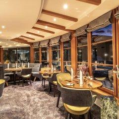 Hotel Kircherhof Горнолыжный курорт Ортлер гостиничный бар фото 2