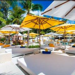 Отель The Pavilions Phuket Таиланд, пляж Банг-Тао - 2 отзыва об отеле, цены и фото номеров - забронировать отель The Pavilions Phuket онлайн бассейн фото 5